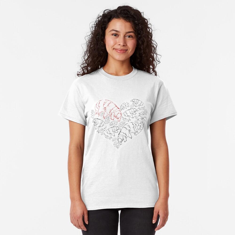 Tardigrade Valentine Classic T-Shirt