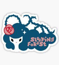 Air Gear Sleeping Forest Stiker Sticker