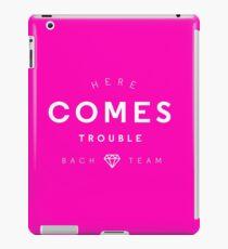 Bachelorette team iPad Case/Skin