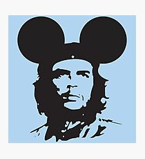 funny che guevara Photographic Print