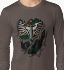 Dark Angels Armor Long Sleeve T-Shirt