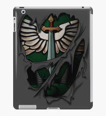 Dark Angels Armor iPad Case/Skin