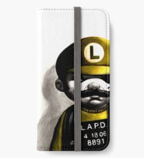 Gangsta Mario&Luigi  iPhone Wallet/Case/Skin