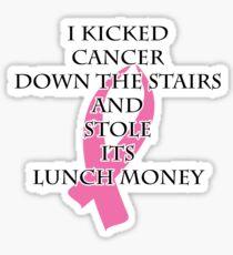 Breast Cancer Bully Sticker