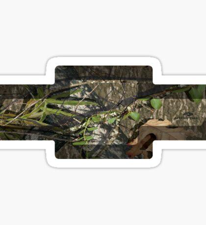 Chevy Mossy Oak Sticker