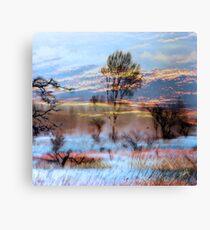 Heavenly Evening Canvas Print