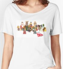 Jodorowsky´s Dune Women's Relaxed Fit T-Shirt