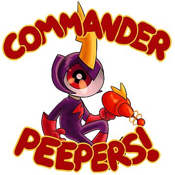 Commander Peepers v1 by nsuprem