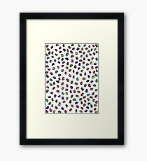Jelly beanz Framed Print
