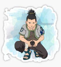 Shikamaru Checkmate! Sticker