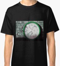 Worlds End Green Classic T-Shirt