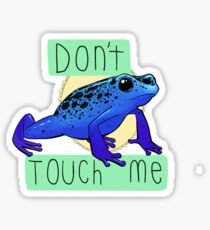 Poison Dart Frog  Sticker