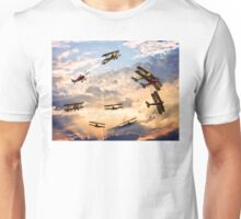 Tiger Moth Ballet Unisex T-Shirt