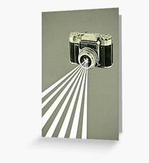 Depth of Field Greeting Card