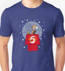 Peanut Going to Mars Unisex T-Shirt