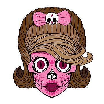 Sugar Skull by newimagedepot