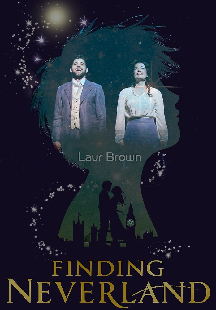 I am Closer Now to Finding Neverland by Lauren Brown