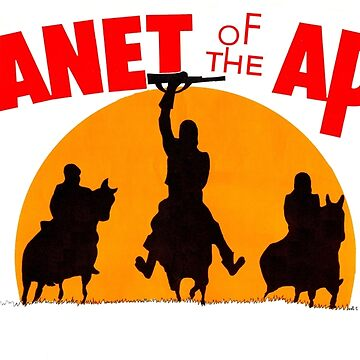 Planet of the Apes Retro by GlesgaGeek