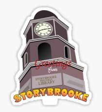 Once Upon a Time - Greetings from Storybrooke Sticker