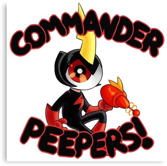 Commander Peepers v2 by nsuprem