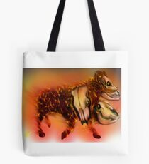 Born of Fire variant 1 Tote Bag