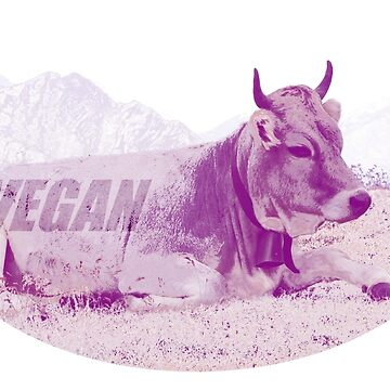 purple cow vegan by NellyD