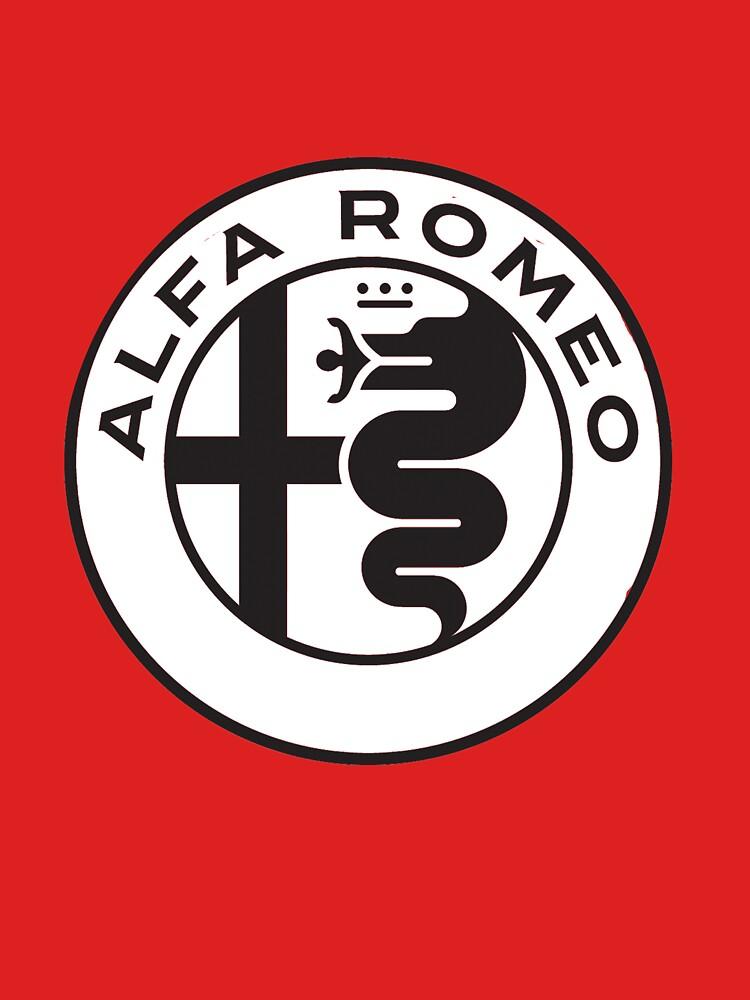 Alfa Romeo  by gijst