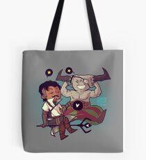 Adoribull - Chibi Stars Tote Bag