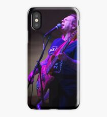 George DuBose - Fan Halen iPhone Case/Skin