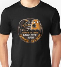 Game Over, Man! Unisex T-Shirt