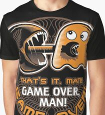 Game Over, Man! Graphic T-Shirt