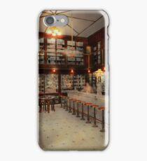 Pharmacy - Bertrams ghosts 1909 iPhone Case/Skin