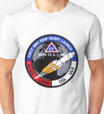 NROL 27 Launch Team Logo T-Shirt