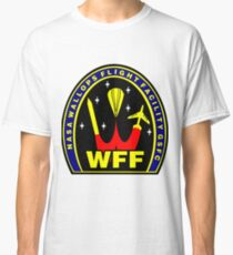Wallops Flight Facility (WFF) Logo Classic T-Shirt