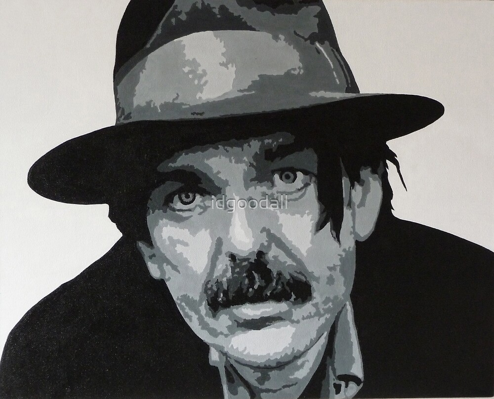Captain Beefheart by idgoodall