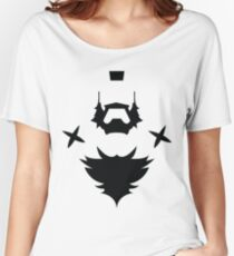 HAIR STYLE ZANGIEF Women's Relaxed Fit T-Shirt