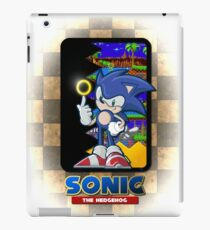 Sonic the hedgehog REMIX iPad Case/Skin