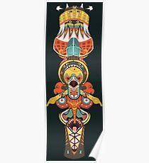 Big Totem (DECK#3) Poster