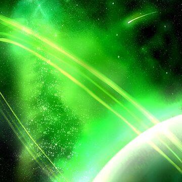 Planeta verde de CarboMcoco