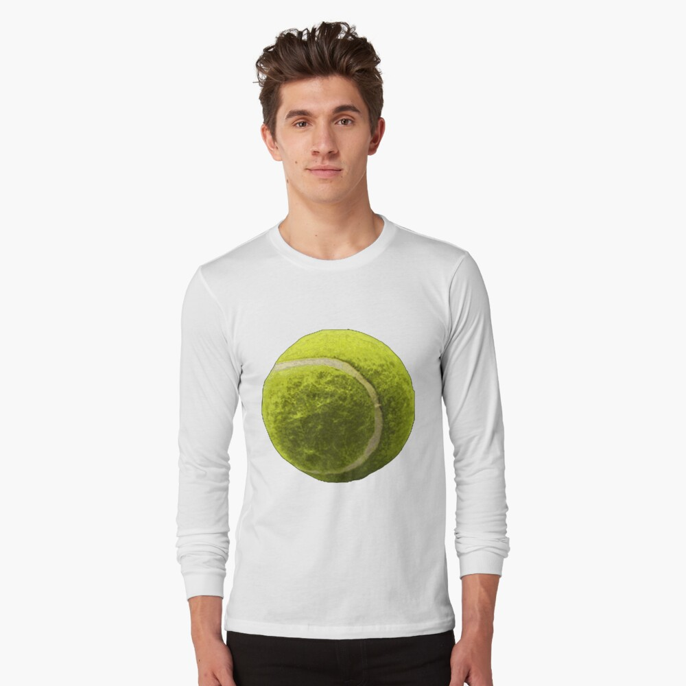 Tennis Ball Langarmshirt