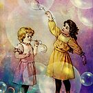 FUN IN BUBBLE LAND by Tammera