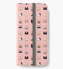 Frenchies Family  iPhone Wallet/Case/Skin