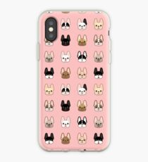 Frenchies Family  iPhone Case
