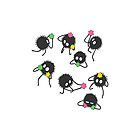 Soot sprites from Spirited away by markbot