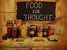 Food for Thought by Elaine Teague