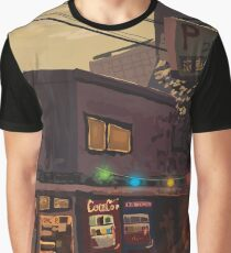 Corner Shop Graphic T-Shirt