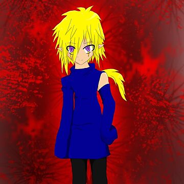 Blood Red Splatter Rio by Kittyxkiara