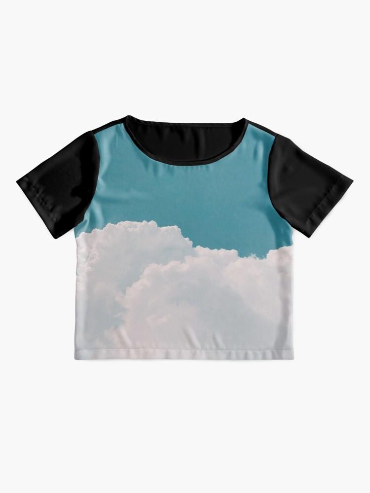 Alternate view of Daydream Chiffon Top