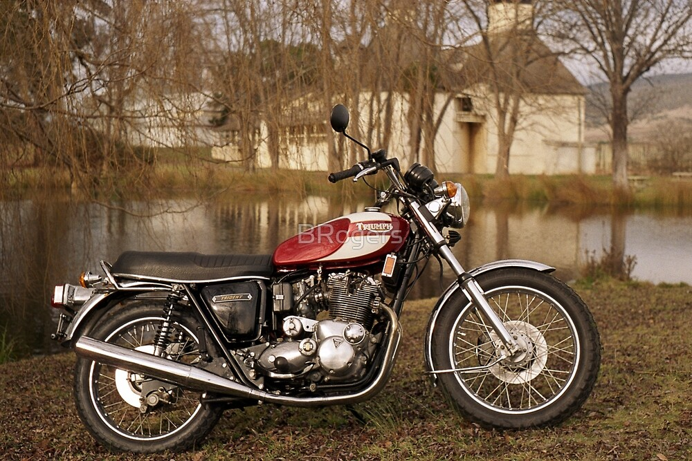 Triumph T160 Trident by BRogers