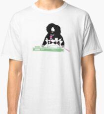Reggie Watts T-Shirt from Comedy Bang Bang! Classic T-Shirt